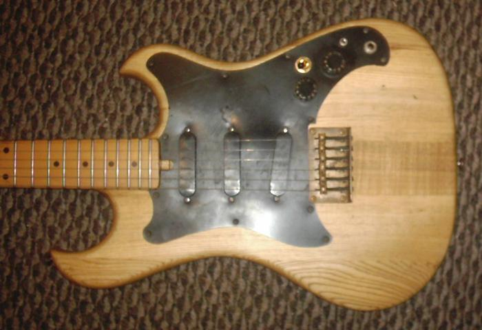 Image result for electra phoenix guitar natural x-140