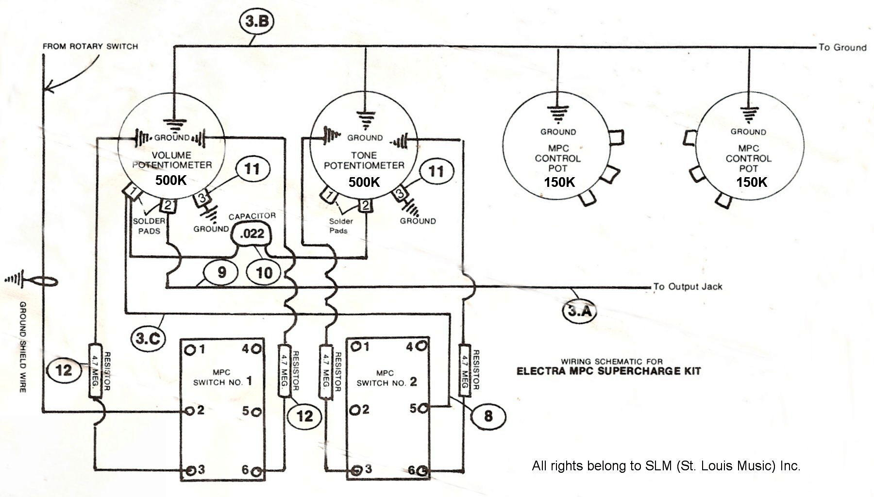 Electra Guitar Wiring Diagram Trusted X320 The Forums U2022 View Topic Minty Condition Mpc With Ohsc Teisco